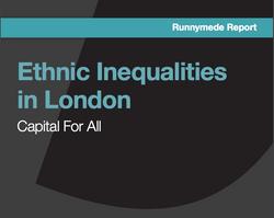 Ethnic Inequalities in London
