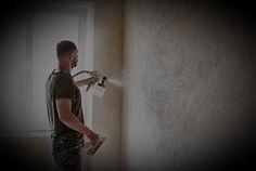 seina värvimine tallinnas, kuidas värvida seina, seina viimistlemine