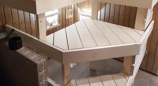 Sauna täisrenoveerimine