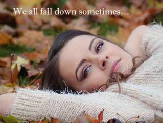 We all fall down sometimes