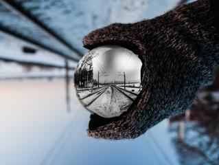 My time inside the snow globe