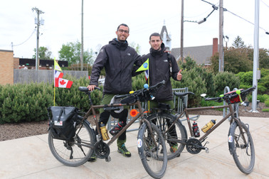 Monroeville - French cyclists.jpg