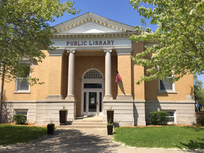 May 30th - The Library is Open!