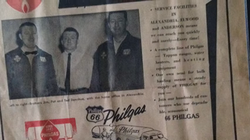 Donahue Gas Newspaper Clipping