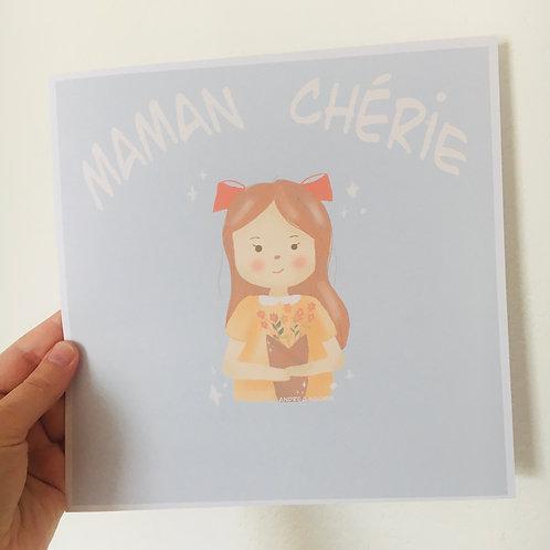 "Print ""Maman chérie"""