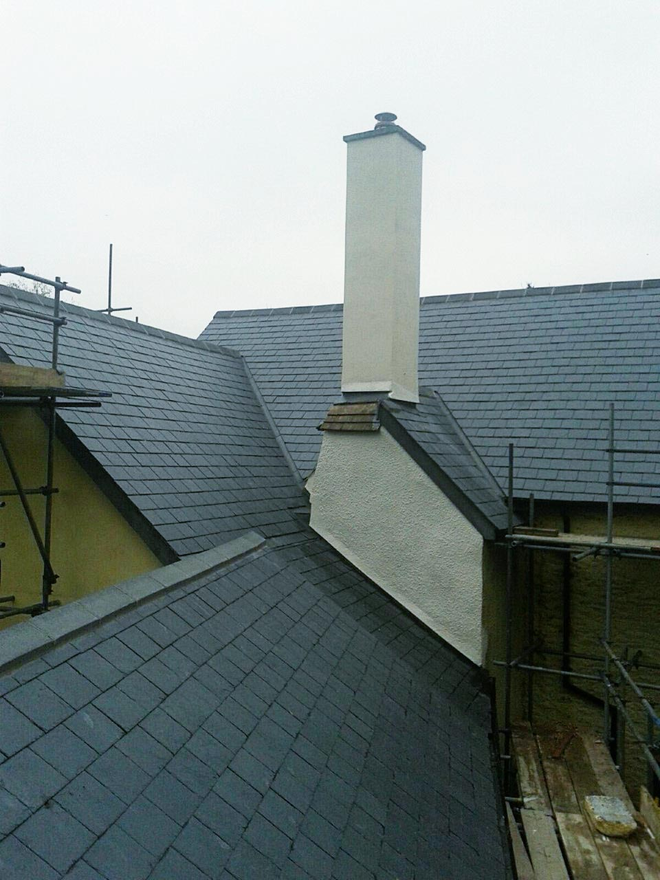 Heritage Natural spanish slate roof