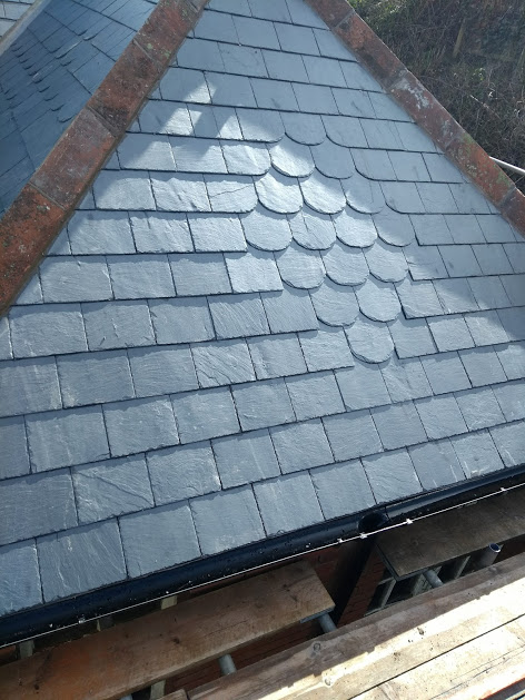 s s roofings signature cut slates
