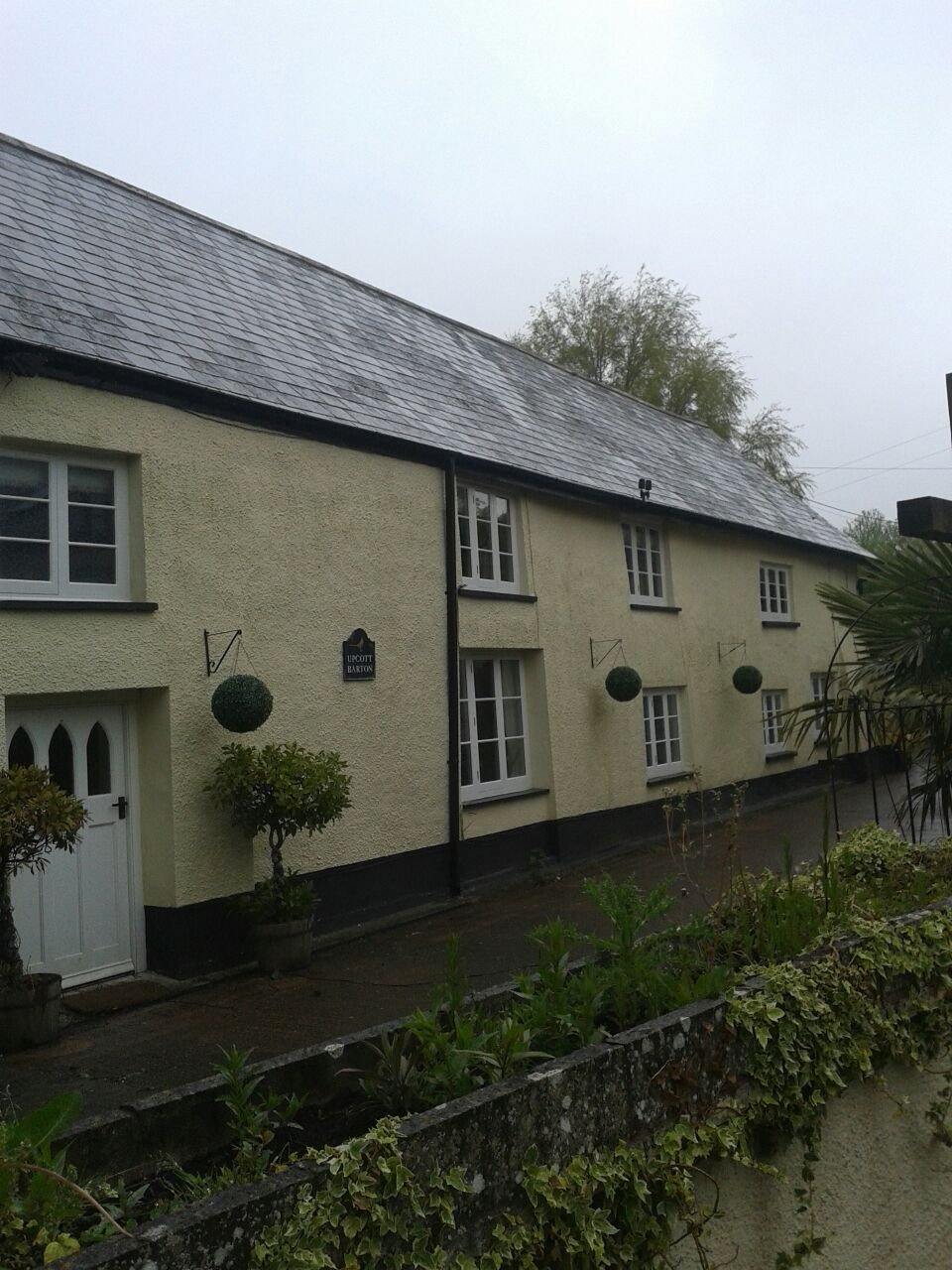 natural welsh slating tiverton