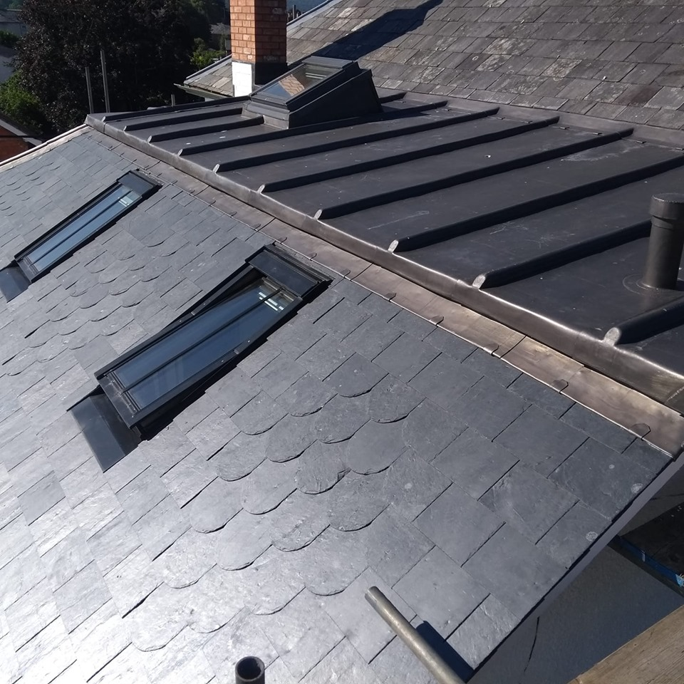 Heritage roofing in Devon