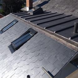 Heritage roofing in Devon