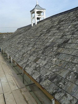 Heritage Natural slate roofing