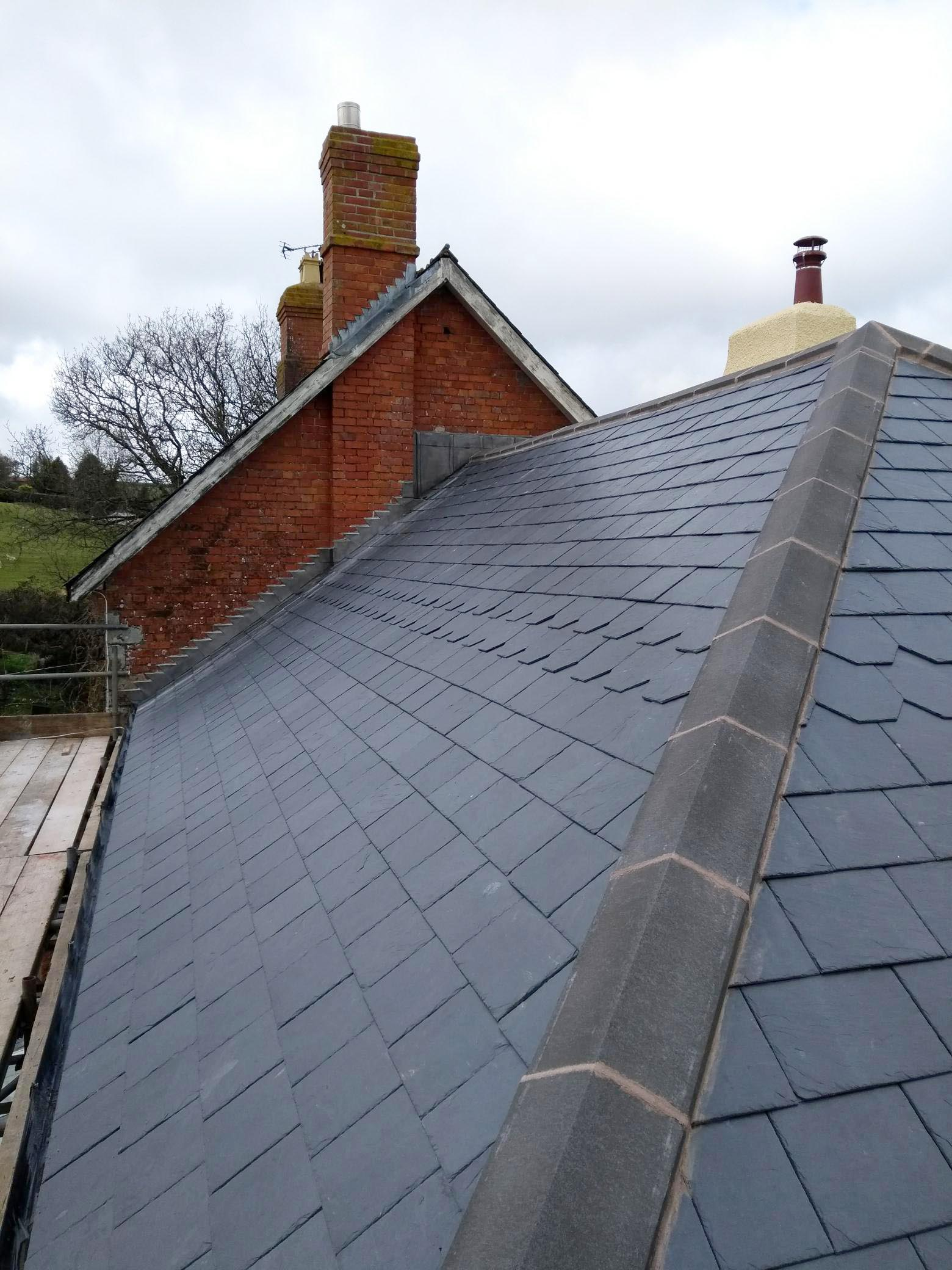 Roofing specialists devon
