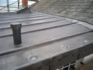 Flat roofing Devon