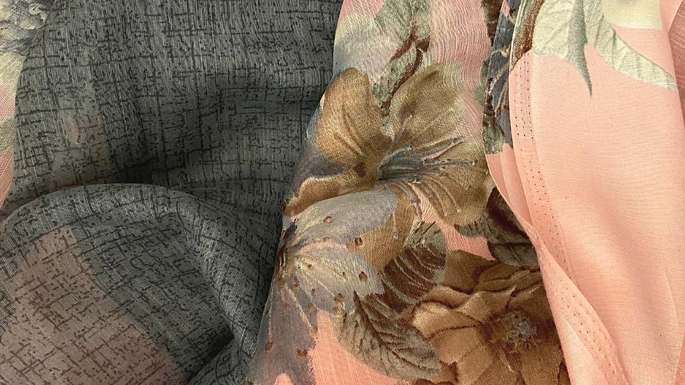 037 - Soft Linen Silk