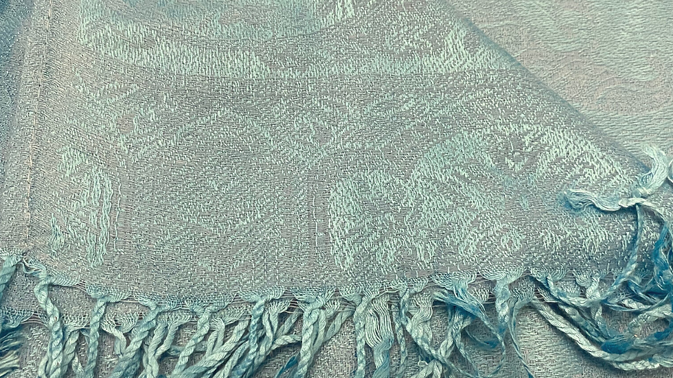 091 - Cotton Scarf