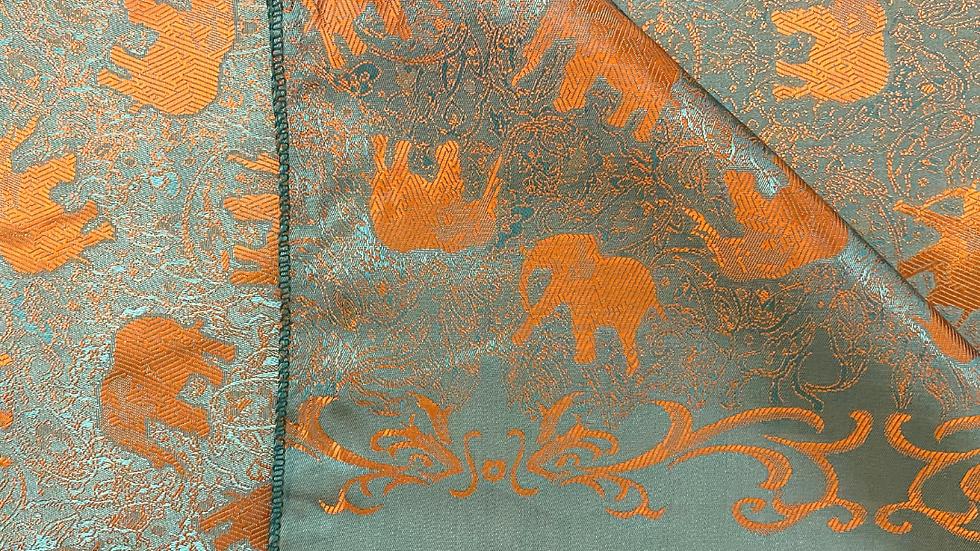 100 - Silk Scarf