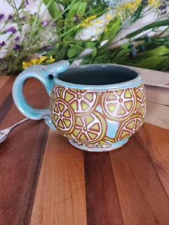 Lime Squeeze Mug
