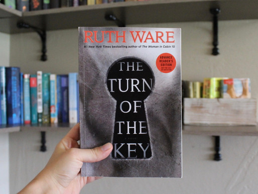 The Turn of the Key by Ruth Ware
