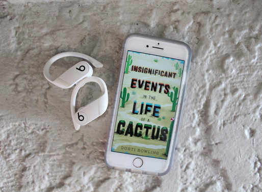 The Insignificant Events in the Life of a Cactus by Dusti Bowling