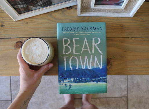 Beartown by Frederik Backman