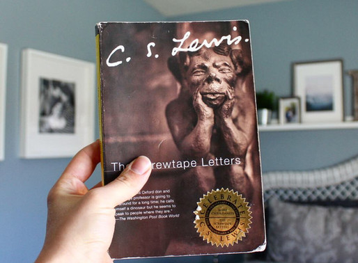 SCREWTAPE LETTERS by C.S. Lewis