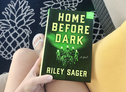 Home Before Dark by Riley Sager