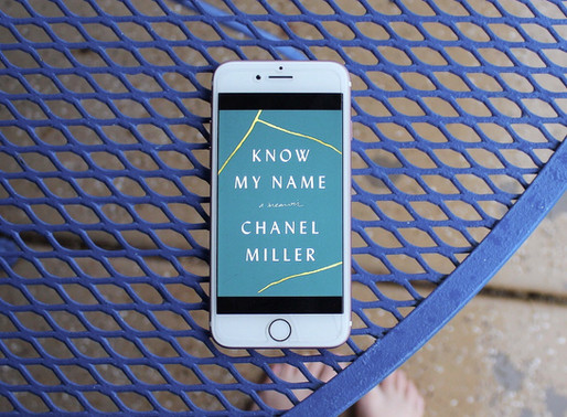 Know My Name by Chanel Miller