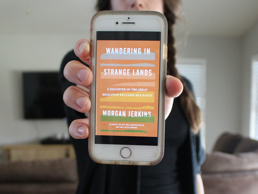 Wandering in Strange Lands by Morgan Jerkins