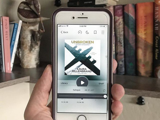 """""""Unbroken"""" by Laura Hillenbrand"""