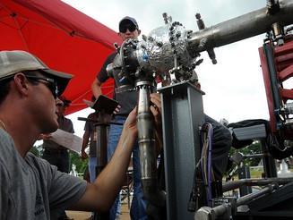 NASA testa bomba de foguete feita com impressora 3D.
