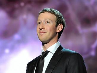 Fundador do Facebook pede acesso universal à Internet.