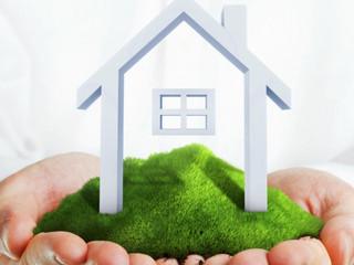 Sustentabilidade na hora de construir.