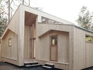 Arquitetos criam casa 'impressa' que pode ser construída em apenas 4 semanas