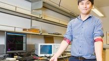 Tecnologia transfere dados através do corpo e é comparada ao Bluetooth.