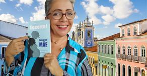 """Socorro! Quero ser mãe"" no Shopping Barra, Salvador: Projeto Fertilidade in Cena, com a CENAFERT."