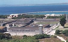 MAXIMUM SECURITY PRISION - ROBBEN ISLAND