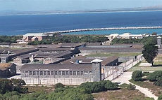 MAXIMUM SECURITY PRISION - ROBBEN ISLAND