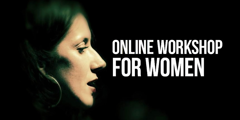 2 Day Online VO Workshop - For Women