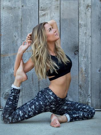 Chelsea Gilson Yoga Headshot