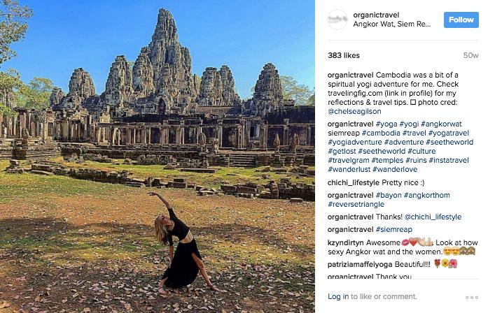 Best Instagram #Hashtags for Travel