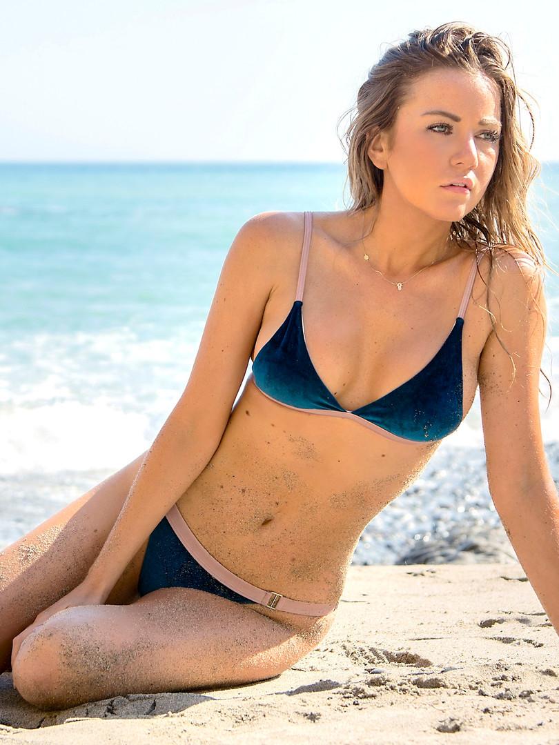 Chelsea Gilson Bikini Shot