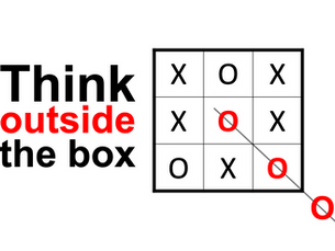 Think outside the Box!?
