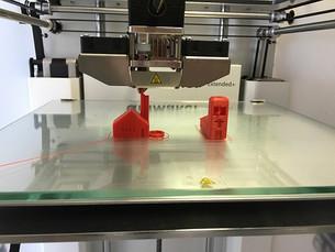 3D Druck revolutioniert klassische Theorie der Wettbewerbsfähigkeit