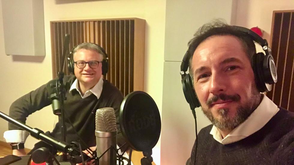 Podcast mit Dennis Eighteen