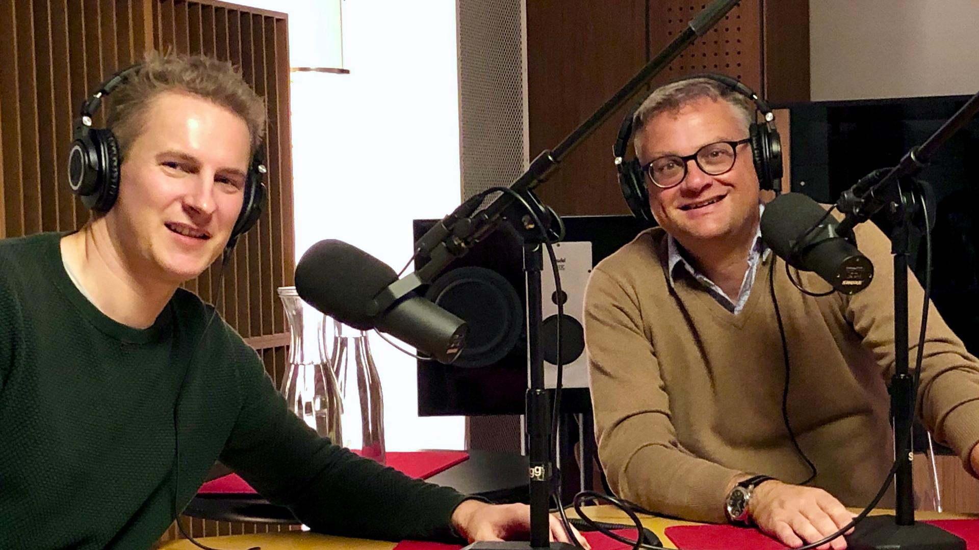 Podcast mit Peter Baumgart