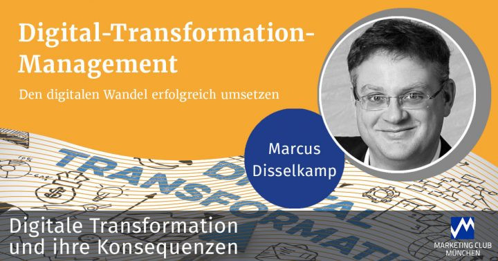Bewertung meines Vortrages beim Münchner Marketing Club