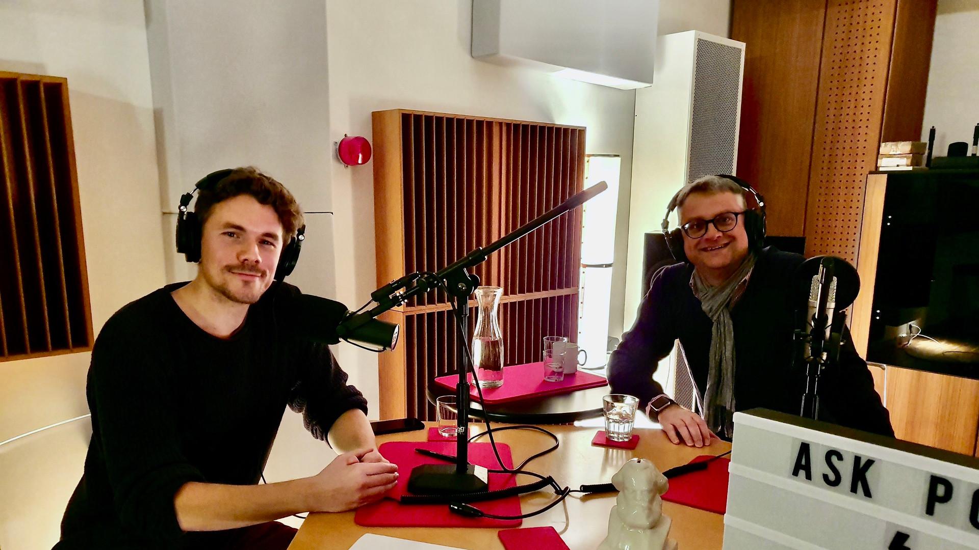 Podcast mit Paul Lunow