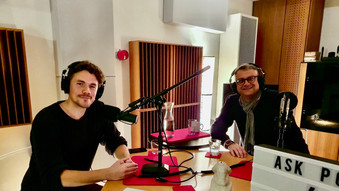 Podcast mit Paul Lunow