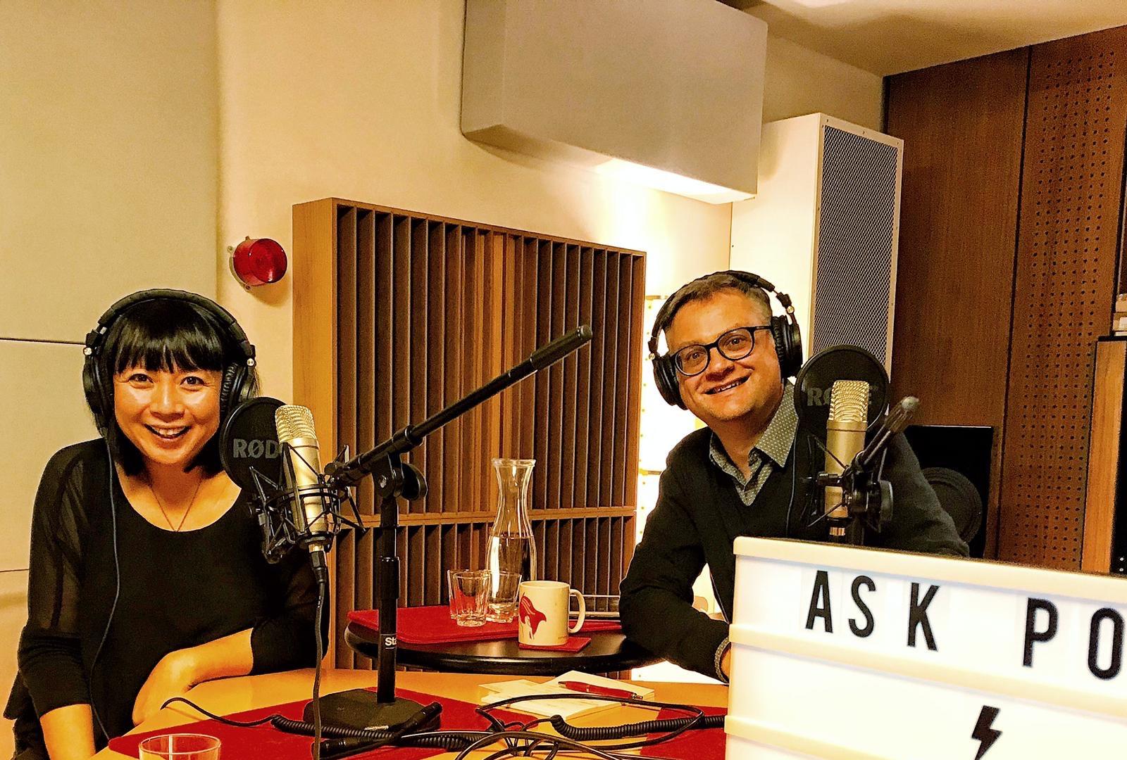 Podcast mit Tu-Nhu Roho