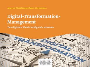 Neues Fachbuch: Digital Transformation Management